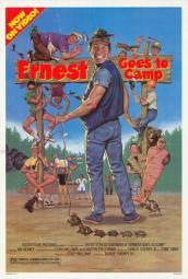 Ernest Goes to Camp Movie Poster Print (27 x 40) MOVEG4002