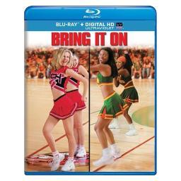 Bring it on (blu ray w/digital hd/ultraviolet) BR61131596