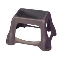 Rubbermaid 4B3800CYLND Large Step Stool  15.3 x 19.2 x 11.7in.