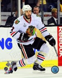 Brent Seabrook Game Winning Overtime Goal Game 4 of the 2013 Stanley Cup Finals Sports Photo PFSAAPZ24101