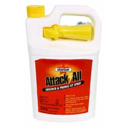 Starbar Attack-All Livestock And Premise Fly Spray 1 Gallon 100503448