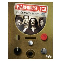 Warehouse 13-complete series (blu ray) (15discs) BR61174539