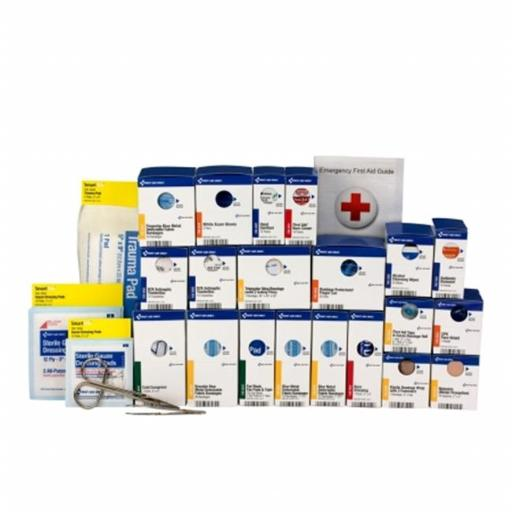 First Aid Only FAO90828 Smart Compliance Food Service ANSI A Plus Refill Pack, Large
