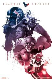 Houston Texans - DeAndre Hopkins Poster Print TIARP16015