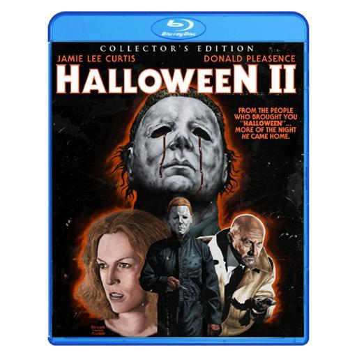 Halloween ii-collectors edition blu ray/dvd combo MU4RTU0XUYDA2RMW