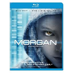 Morgan (2016/blu-ray/dvd/digital hd) BR2329418