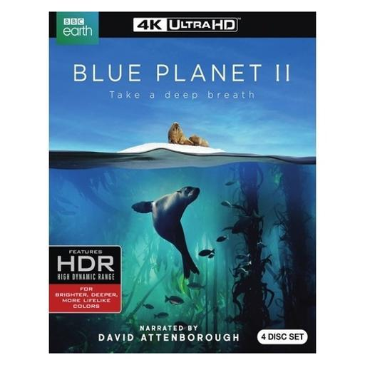 Blue planet ii (blu-ray/4k-uhd/digital hd) WSFXGLPR58P7TVLG