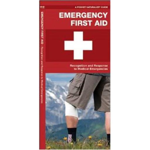 Emergency First Aid, Second Guide