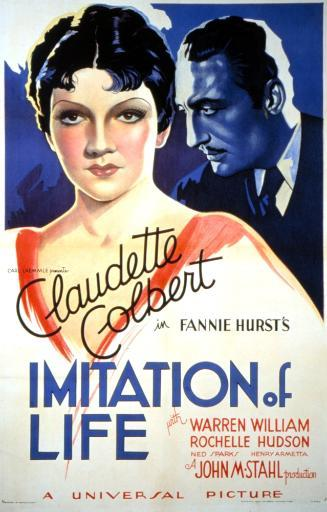 Imitation Of Life Claudette Colbert 1934. Movie Poster Masterprint NPWJM56ZY22DLMJ0