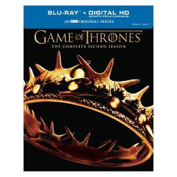 Game of thrones-complete 2nd season (blu-ray/digital hd/re-pkgd) BR577545