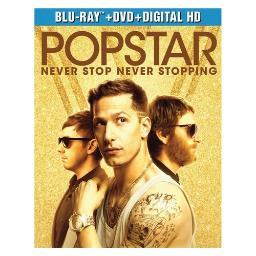 Popstar-never stop never stopping (blu ray/dvd w/digital hd) BR61172970