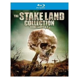 Stake land collection 1 & 2 (blu-ray) BR1993