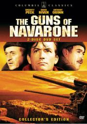 Guns of navarone (dvd/collectors edition/2 disc/ws 2.35 a/dd 5.1/mono/eng D16323D