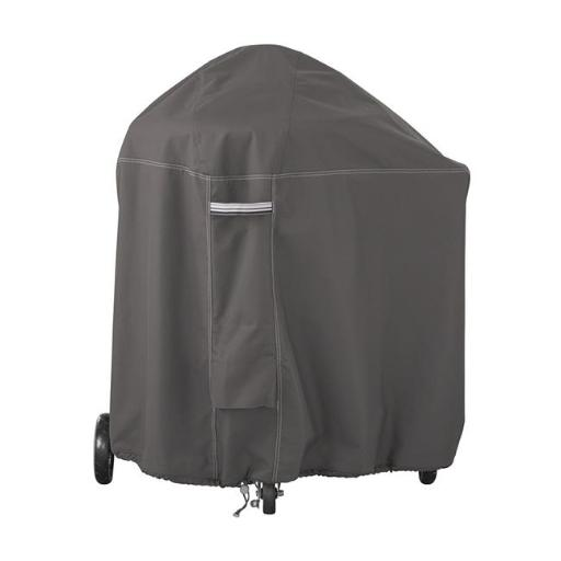 Classic Accessories 55-788-015101-EC Ravenna Weber Summit Grill Cover, Taupe