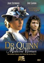 Dr quinn medicine woman-complete season 1 (dvd/5 disc/tour of nla         a