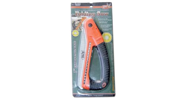 Hme hme-fs-2 hme folding saw with hand protector