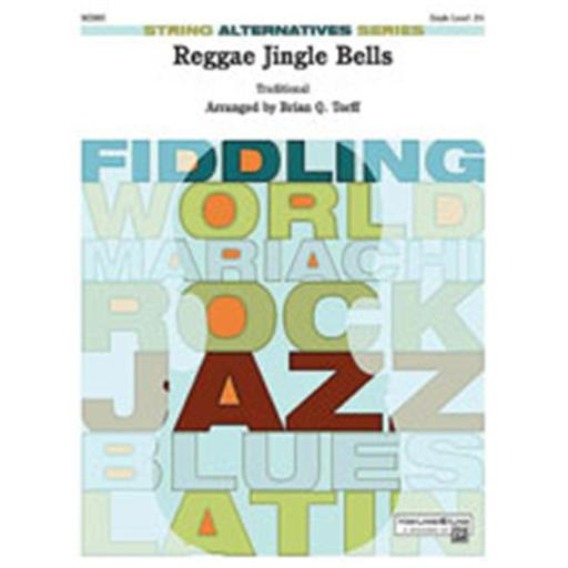 Alfred 00-24983 Reggae Jingle Bells - Music Book