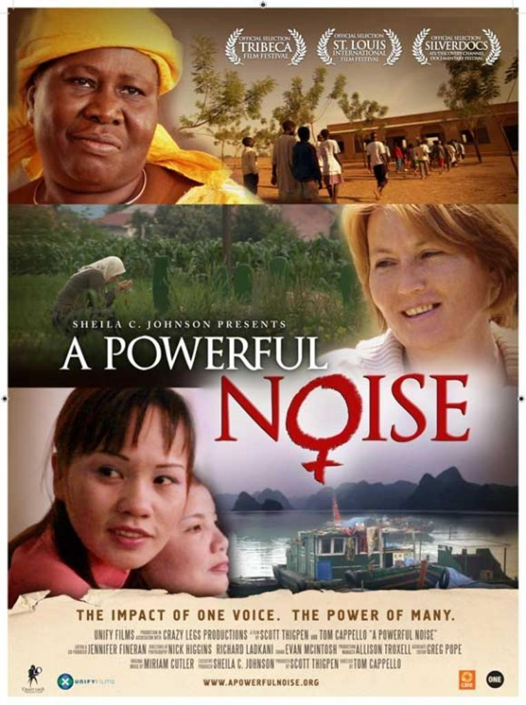 A Powerful Noise Movie Poster Print (27 x 40)