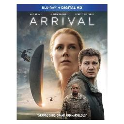 Arrival (blu ray/digital hd) BR59183758