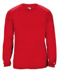 Badger Sport Long Sleeve Pro Compression Shirt Mens Style : 4605
