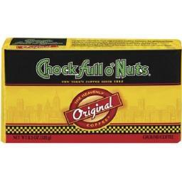 Chock Full O Nuts Original Ground Coffee Refill Pack