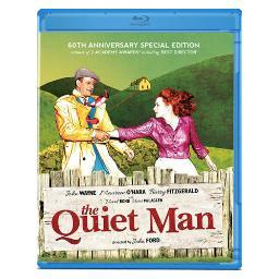 Quiet man-6oth anniversary special edition (blu-ray/1952) BROF484