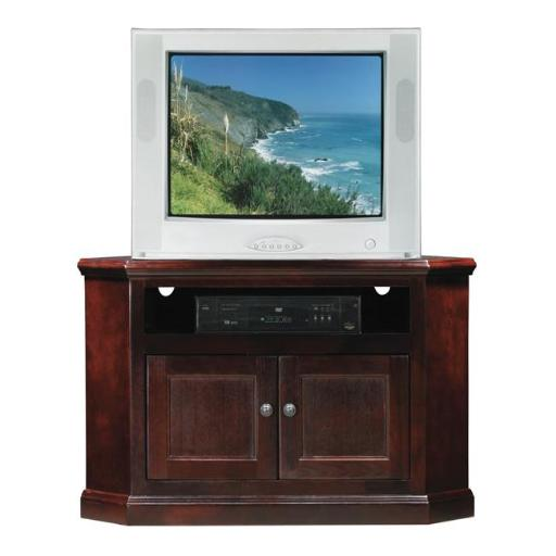 Eagle Furniture 72730WPSS 41 in. Coastal Corner Entertainment Console, Summer Sage