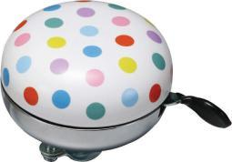 Altair lotsa dot white/colorful bell