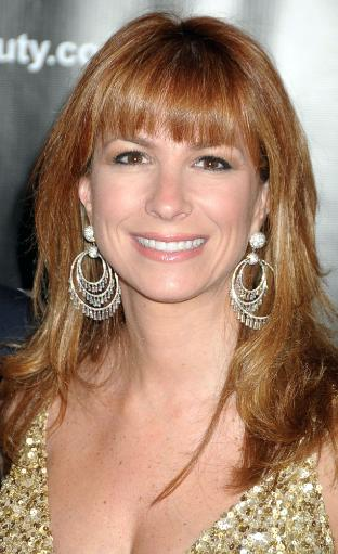 Jill Zarin At Arrivals For American Women In Radio & Television Present The Gracies, Marriott Marquis Hotel, New York, Ny June 3, 2009. Photo By.