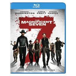 Magnificent seven (2016/blu-ray/ultraviolet) BR48020