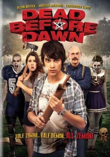Dead before dawn (dvd) (ws) TP3YFCOLPCVFZYK6
