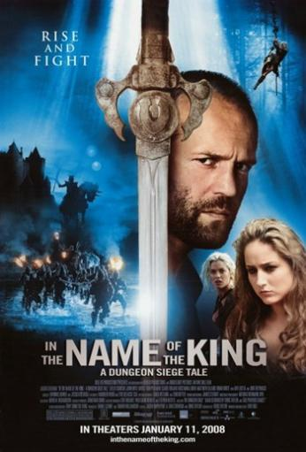 In the Name of the King A Dungeon Siege Tale Movie Poster (11 x 17) JBN4C4HJGIJ1YRKL