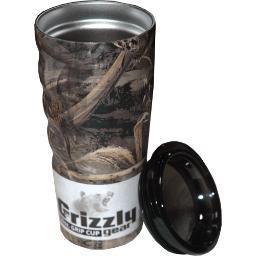 GRIZZLY COOLERS ZGG20MAX5 GRIZZLY COOLERS GRIZZLY GEAR GRIP CUP 20 OZ MAX 5 ZGG20MAX5