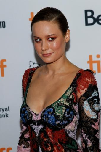 Brie Larson At Arrivals For Free Fire Premiere At Toronto International Film Festival 2016, Ryerson Theatre, Toronto, On September 8, 2016. Photo.