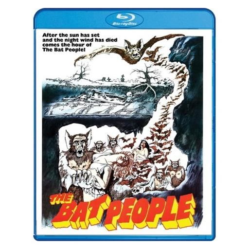 Bat people (blu ray) (ws/1.85:1) 1289675