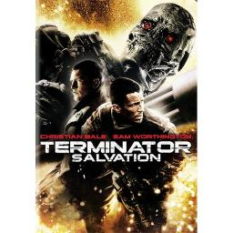 TERMINATOR SALVATION (DVD/DCON/WS-16X9/ECO) 883929038275