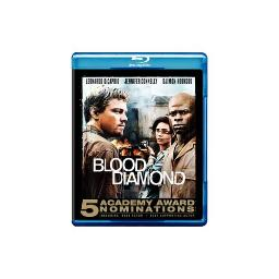BLOOD DIAMOND (BLU-RAY/WS-2.40/ENG-SDH/ENG/FR-FORCED/SP-FORED SUB) 85391117674