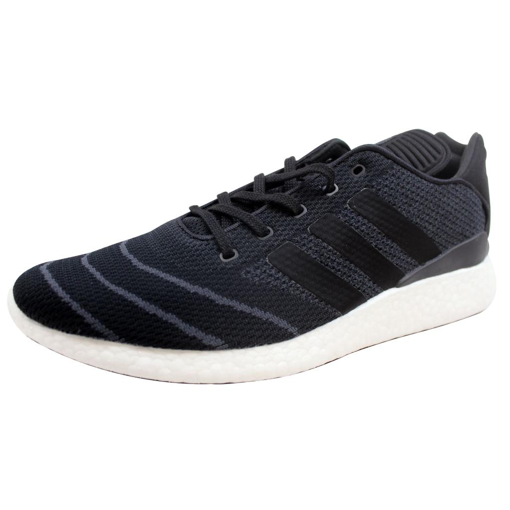 Adidas Busenitz Pure Boost Primeknit Black/White BB8375