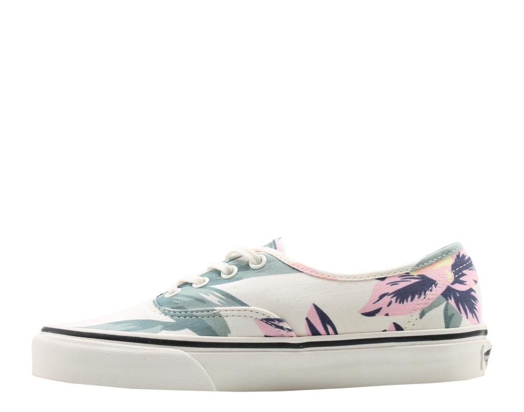 Vans Authentic Vintage Floral Marshmallow Low Top Sneakers VN0A38EMOJQ