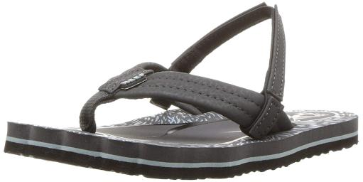 cfa69cb6e374 REEF Kids Reef Boys Grom Creatures Back Strap Slip On Flip Flops ...