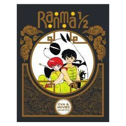 Ranma 1/2 ova & movie collection (blu-ray/3 disc/limited edition) BR634985