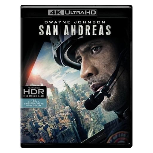 San andreas (blu-ray/4k-uhd/2 disc) 1316985