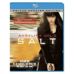 Salt (2010/blu-ray/unrated/dd 5.1/ws/2.40/eng/sub-fren/sp) BR35011
