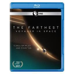 Farthest-voyage in space (blu-ray) BRFAR601