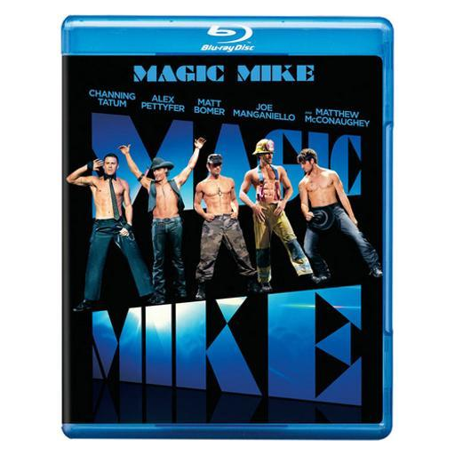 Magic mike (blu-ray/dvd/uvdc) M2SSOFYUEU8IJQNX