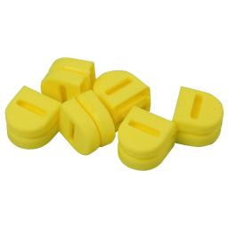 SCOTTY POWER GRIP PLUS RELEASE CLIP REPLACEMENT PADS 3 PAIRS