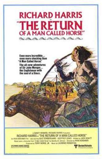 The Return of a Man Called Horse Movie Poster (11 x 17) PTAPNWVKDZVWXUI5