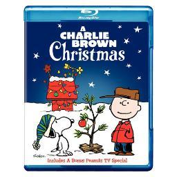 Peanuts-charlie brown christmas (blu-ray/dvd/dcod/deluxe edition) BR109806