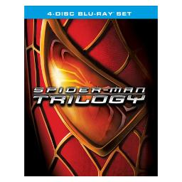 Spiderman 1/2/3 (blu-ray/uv/4 disc) BR44022