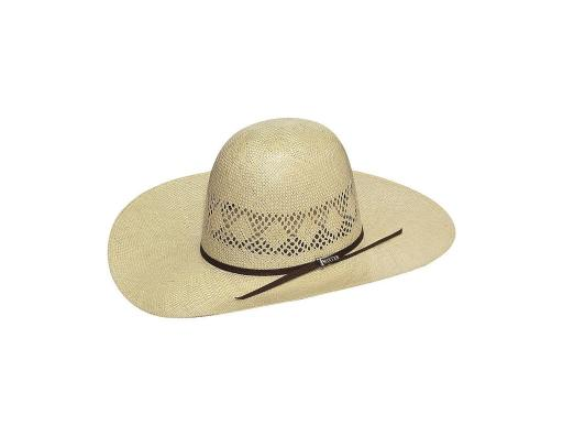 "Twister Western Hat Mens Open Crown 8X Sisal Straw 7"" Tan T73522 XRYAGIXDTUWQZPUD"